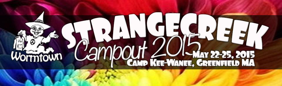 StrangeCreek Campout