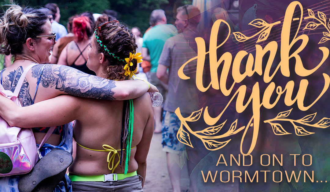 StrangeCreek Thanks and On To Wormtown