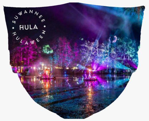 Spirit Lake Hula mask