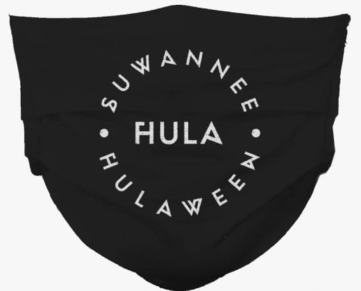 Suwannee Hula Mask