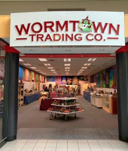 Wormtown Trading Company storefront